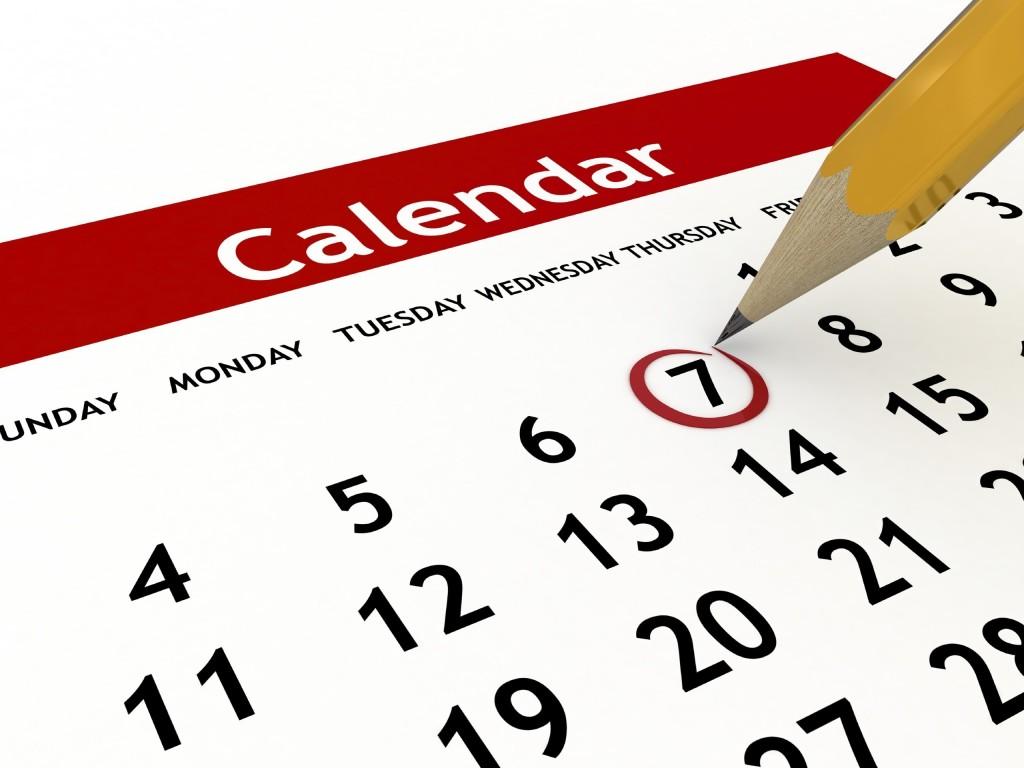 Vet events in September